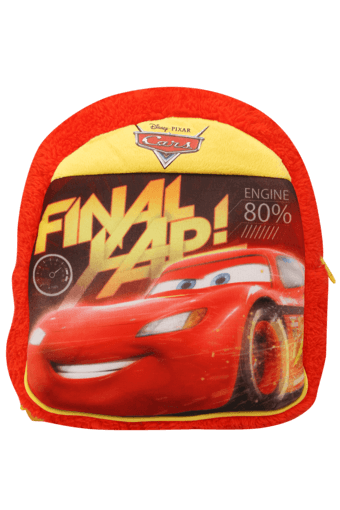 Buy Disney Unisex Lightning Mcqueen Cars Backpack Shoppers Stop
