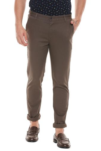STOP -  Brown Cargos & Trousers - Main