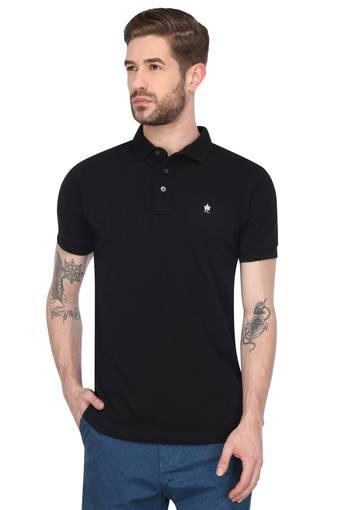FCUK -  BlackT-Shirts & Polos - Main