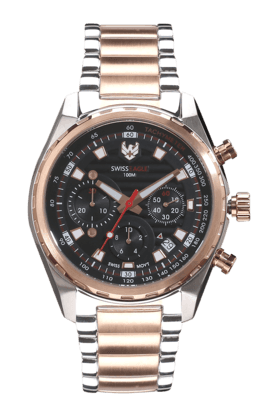 SWISS EAGLE Mens Chronograph Watch - 201008253