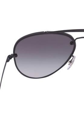 Unisex Full Rim Aviator Sunglasses