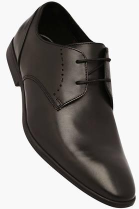 Clarks Formal Shirts (Men's) - Mens Leather Lace Up Smart Derbys