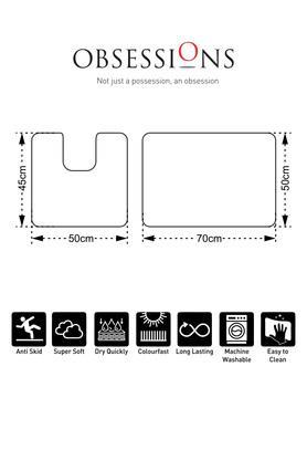 OBSESSIONS - MultiBath Mats - 4
