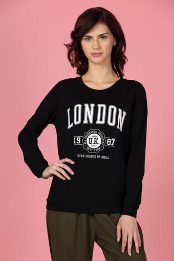 LIFE -  BlackSweatshirts - Main