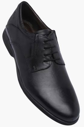 VENTURINI Mens Leather Lace Up Formal Shoes