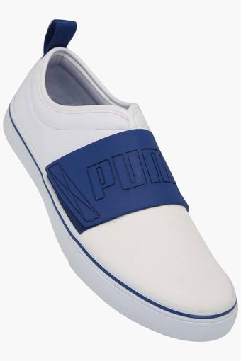 best wholesaler shop best sellers sleek Mens Leather Velcro Closure Sports Shoes