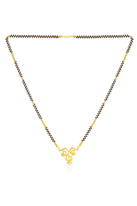 MALABAR GOLD AND DIAMONDS Womens Malabar Gold Mangalsutra