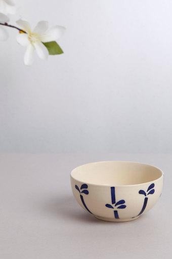 BACK TO EARTH -  Blue Mix Light Bowls - Main
