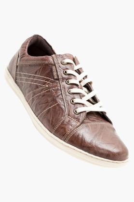 RED TAPE Mens Leather Lace Up Casual Shoes - 202628139