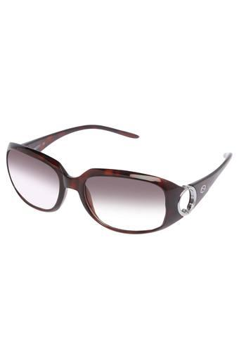 Womens Oversized UV Protected Sunglasses - NS8903232151583