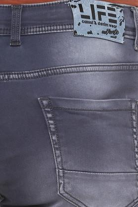 LIFE - GreyMen and Women Shorts - 6