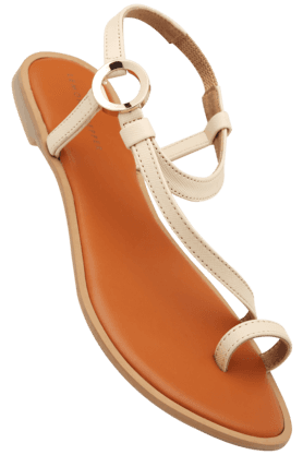 LEMON & PEPPER Womens Daily Wear Slipon Flat Sandal - 200619730
