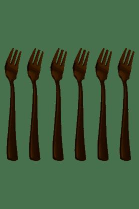 SANJEEV KAPOORFruit Fork (Set Of 6) - 200987516