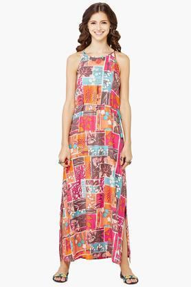 Women Floral Print Dress
