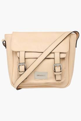 SATYA PAUL Womens Synthetic Leather Sling Bag  ...
