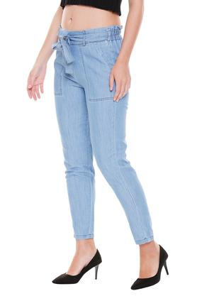 KRAUS - Blue Trousers & Pants - 2