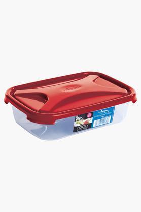 WHATMORERectangular Food Box - 0.8 Ltr