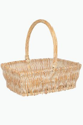BACK TO EARTH Willow Basket