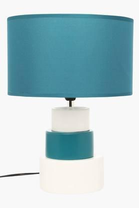 OCTAVE Colour Block Side Table Lamp