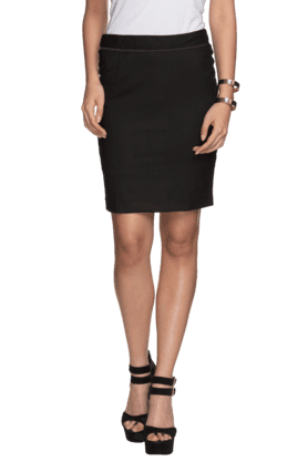 ELLIZA DONATEIN Womens Pencil Skirt