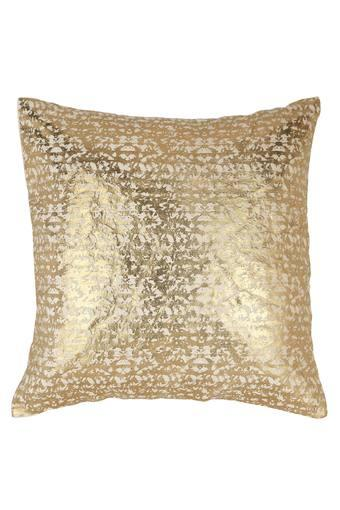 FERN -  Gold Cushion Covers - Main
