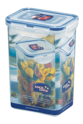 LOCK & LOCK Classics Tall Rectangular Food Container - 1.3 Litres