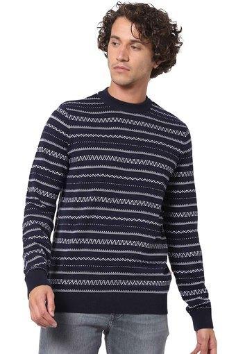 CELIO -  NavySweatshirts - Main