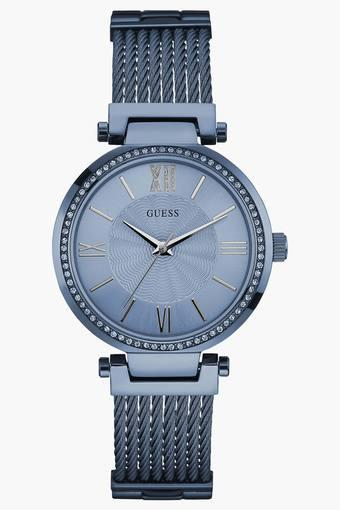 b060868cc Buy GUESS Womens Analogue Stainless Steel Watch - W0638L3 | Shoppers ...