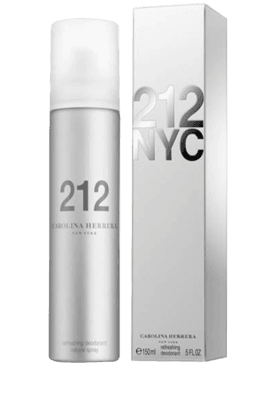 CAROLINA HERRERA 212 Deodorant Spray For Her - 150 Ml