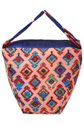 KASHISHWomens Zipper Closure Tote Handbag