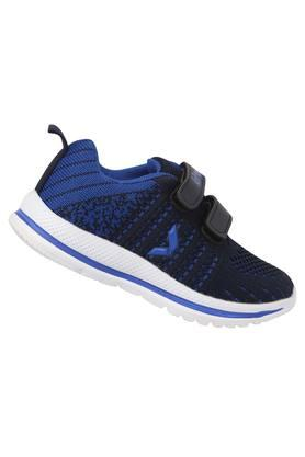 Boys Casual Wear Velcro Closure Sneakers