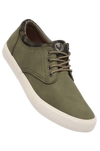 ALLEN SOLLY -  GreenCasual Shoes - Main