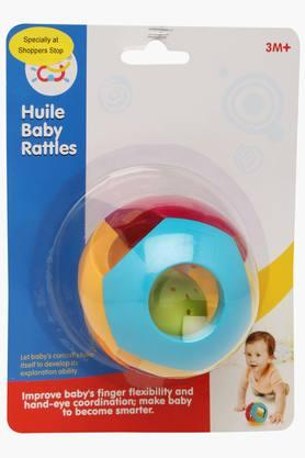 Exclusive Lines From Brands Inflatable Toys - Infants Rattle Ball