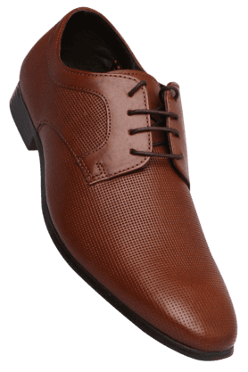 RED TAPE Mens Leather Lace Up Smart Formal Shoe - 200261817