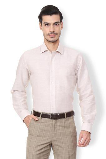 VAN HEUSEN -  Light KhakiShirts - Main