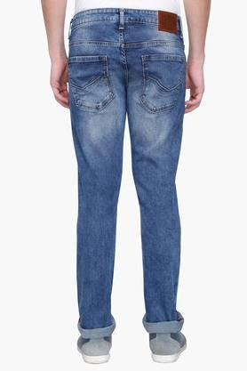 Mens 5 Pocket Stretch Jeans