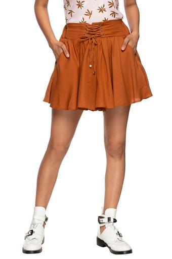 DEAL JEANS -  Khaki Skirts - Main