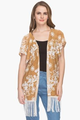 Buy Jackets & Shrugs For Women Online | Shoppers Stop