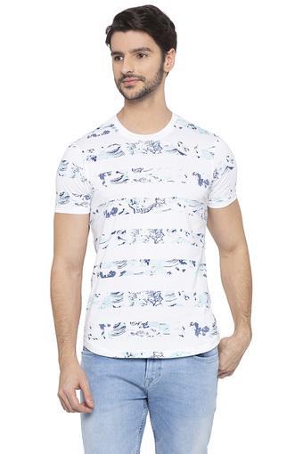 SPYKAR -  WhiteT-shirts - Main