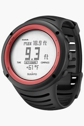 SUUNTO Unisex Core Lava Red Digital Watch