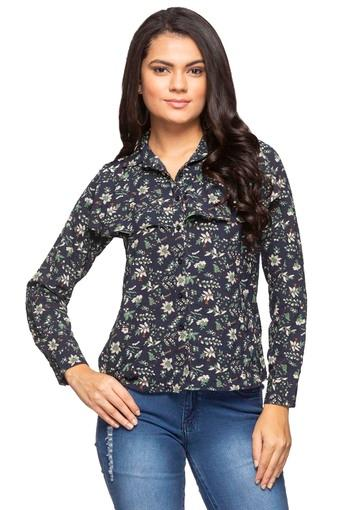 FRATINI WOMAN -  NavyShirts - Main