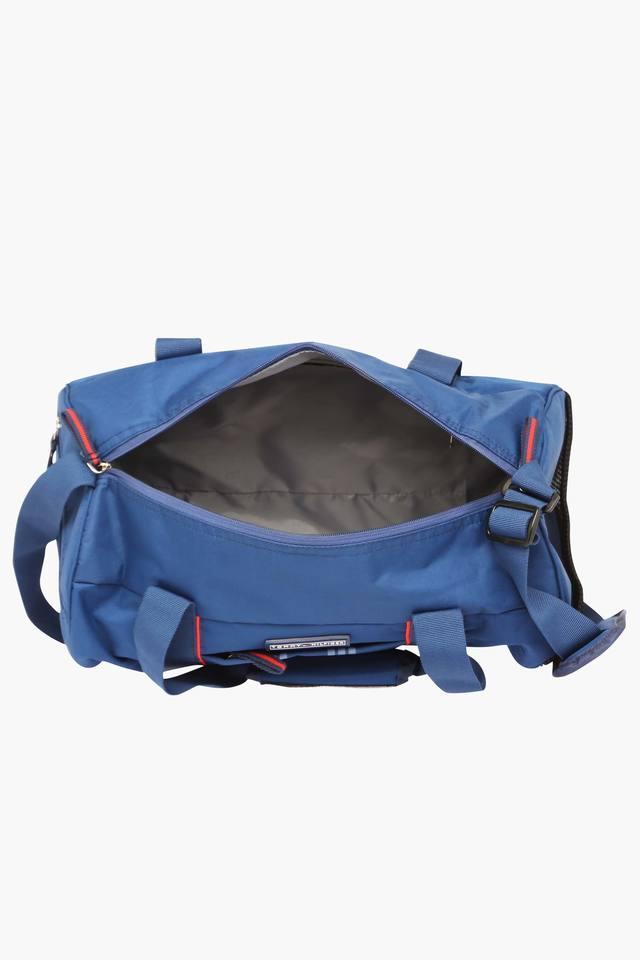 Unisex Zipper Closure Duffle Bag