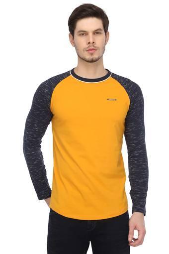JACK AND JONES -  YellowT-shirts - Main