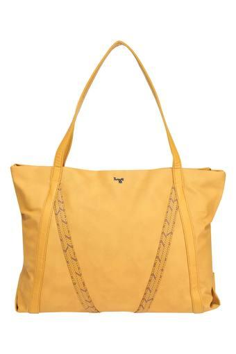 BAGGIT -  Yellow Handbags - Main