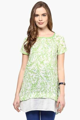 109F Womens Printed Tunic - 201602874