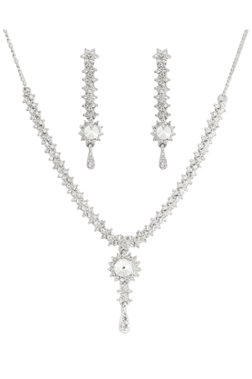 TOUCHSTONE Necklace Set - 9576121