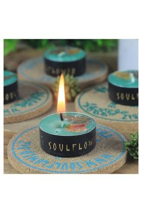 Lemongrass Essential Oil T-Light Candle Pack of 25