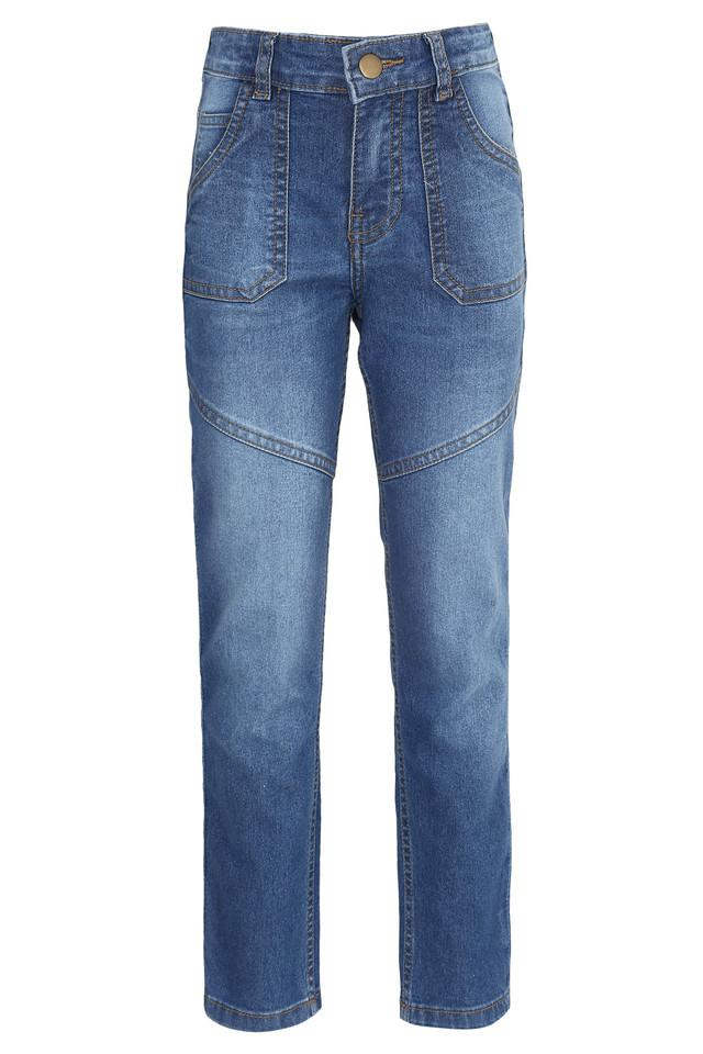 STOP - Denim Indigo Light Jeans - Main