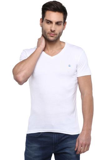 A267 -  WhiteT-Shirts & Polos - Main