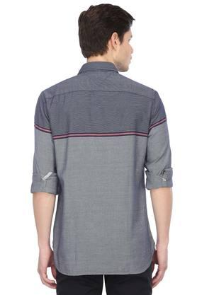 TOMMY HILFIGER - BlueCasual Shirts - 1